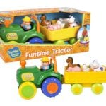 How The Kidoozie Funtime Tractor Compares To The Competition