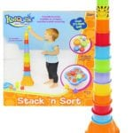 kidoozie stack and roll tower